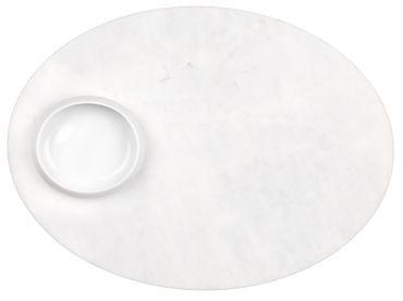 Dining Marmortablett 38x28x1,5cm - Räder Design