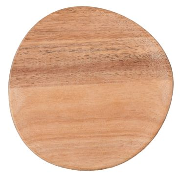 Dining Mix & Match Holzteller klein Akazie Ø13cm - Räder Design