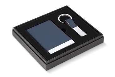 Visitenkartenetui Schlüsselanhänger TODD Geschenkset, 2teilig - Philippi Design – Bild 2