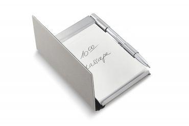 Notizbuch mit Stift TODD - Philippi Design – Bild 1
