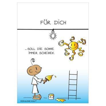 "Armband "" Für Dich"" - Glücksschmiedin  – Bild 1"