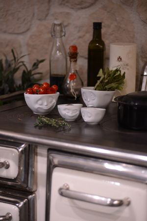 Fiftyeight TV Schalen für Müsli Suppen Pasta 500 ml in vielen Varianten weiß  – Bild 14