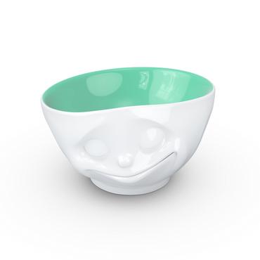 Fiftyeight TV Schalen für Müsli Suppen Pasta 500 ml in vielen Varianten innen farbig – Bild 5