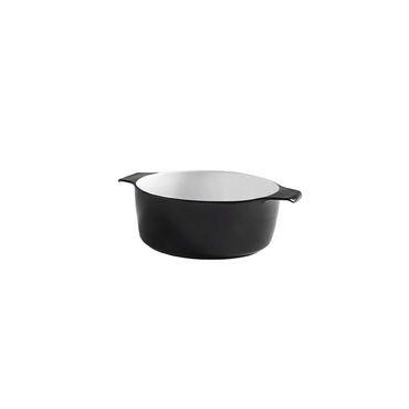Kochtöpfe Kochtopf aus Porzellan ohne Deckel 1,0l Ø 16 cm - in verschiedenen Farben - Eschenbach Cook & Serve – Bild 5