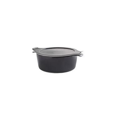 Kochtöpfe Kochtopf aus Porzellan mit Deckel 1,0l Ø 16 cm - in verschiedenen Farben - Eschenbach Cook & Serve – Bild 3