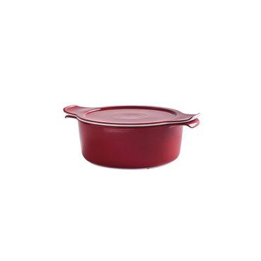 Kochtöpfe Kochtopf aus Porzellan mit Deckel 4,0l Ø 24 cm - in verschiedenen Farben - Eschenbach Cook & Serve – Bild 9