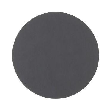 Runde Tischset Platzset Leder M (30cm) in verschiedenen Farben - LindDNA – Bild 3
