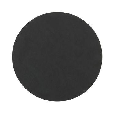 Runde Tischset Platzset Leder M (30cm) in verschiedenen Farben - LindDNA – Bild 1