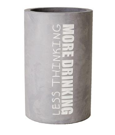 """Flaschenkühler """"More Drinking"""" - Räder Design"""