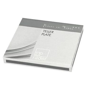 """Servierteller Gourmet Teller klein """"Guten Appetit"""" - Räder Design – Bild 3"""