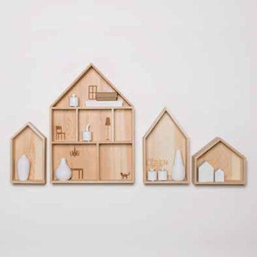 kleines Sammelhaus Holz ZUHAUSE – Bild 3