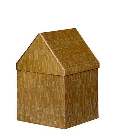 Geschenkverpackung Geschenkbox Dekobox Geschenkschachtel Hausschachtel 3er Set Winterwald – Bild 3