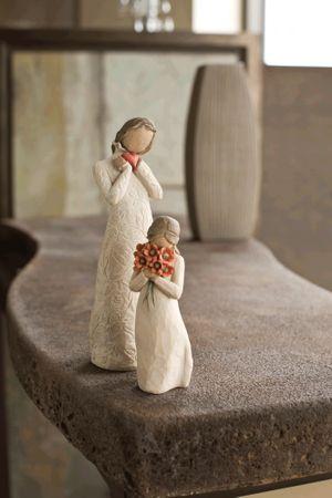Willow Tree Figur SURROUNDED BY LOVE - Umgeben von Liebe Demdaco Enesco – Bild 4
