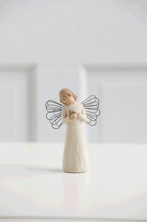 Willow Tree Engel ANGEL OF HEALING - Engel der Heilung Schutzengel Enesco