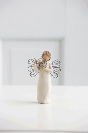 "Willow Tree Engel ""Just For You - Nur für Dich"" Schutzengel Engelfigur Enesco"