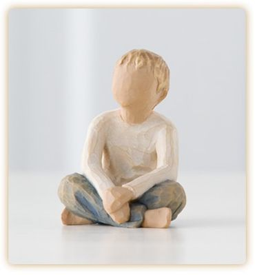 "Willow Tree Figur ""Imaginative Child - Fantasievolles Kind"""