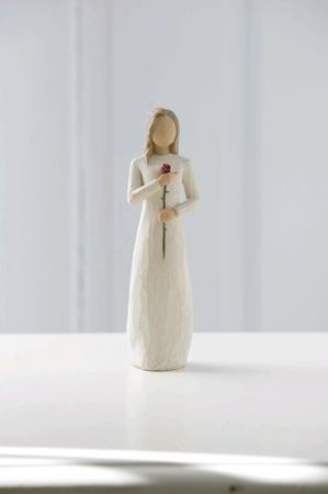 "Willow Tree Figur ""Love - Liebe"" Demdaco Enesco"