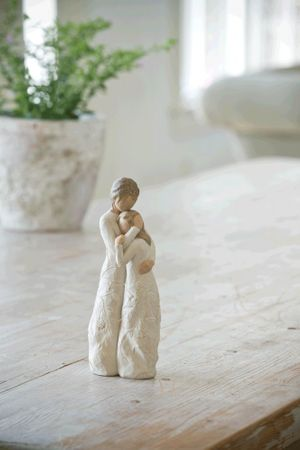 "Willow Tree Figur ""Close to Me - Mir Nahestehend"" Figuren Kollektion – Bild 2"