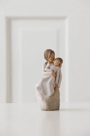 "Willow Tree Figur ""Mother Daughter - Mutter und Tochter"""
