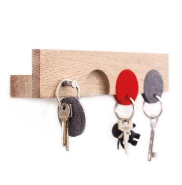 BARBAROSSA Schlüsselbrett Holz Schlüsselboard – Bild 1