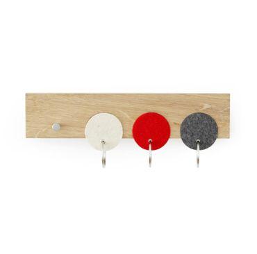 BARBAROSSA Schlüsselbrett Holz Schlüsselboard – Bild 4
