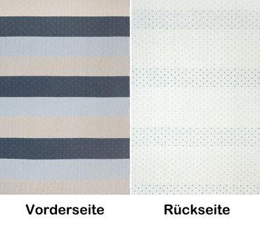"Decke Kuscheldecke Sofadecke Feel Good Decke ""Nordic"" 180 x 125 cm – Bild 1"