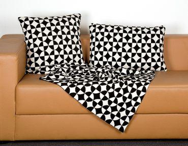 "Decke Kuscheldecke Sofadecke Feel Good Decke ""Bobby"" 180 x 125 cm – Bild 2"