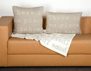 "Decke Kuscheldecke Sofadecke Feel Good Decke ""Place"" 180 x 125 cm – Bild 2"