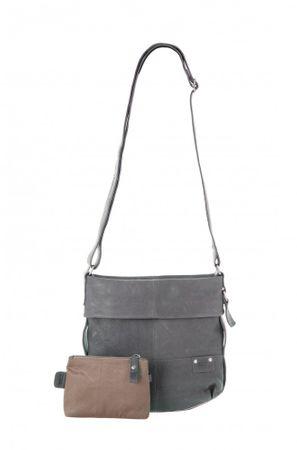 ZWEI Handtasche Umhängetasche UNICORN U10 – Bild 8