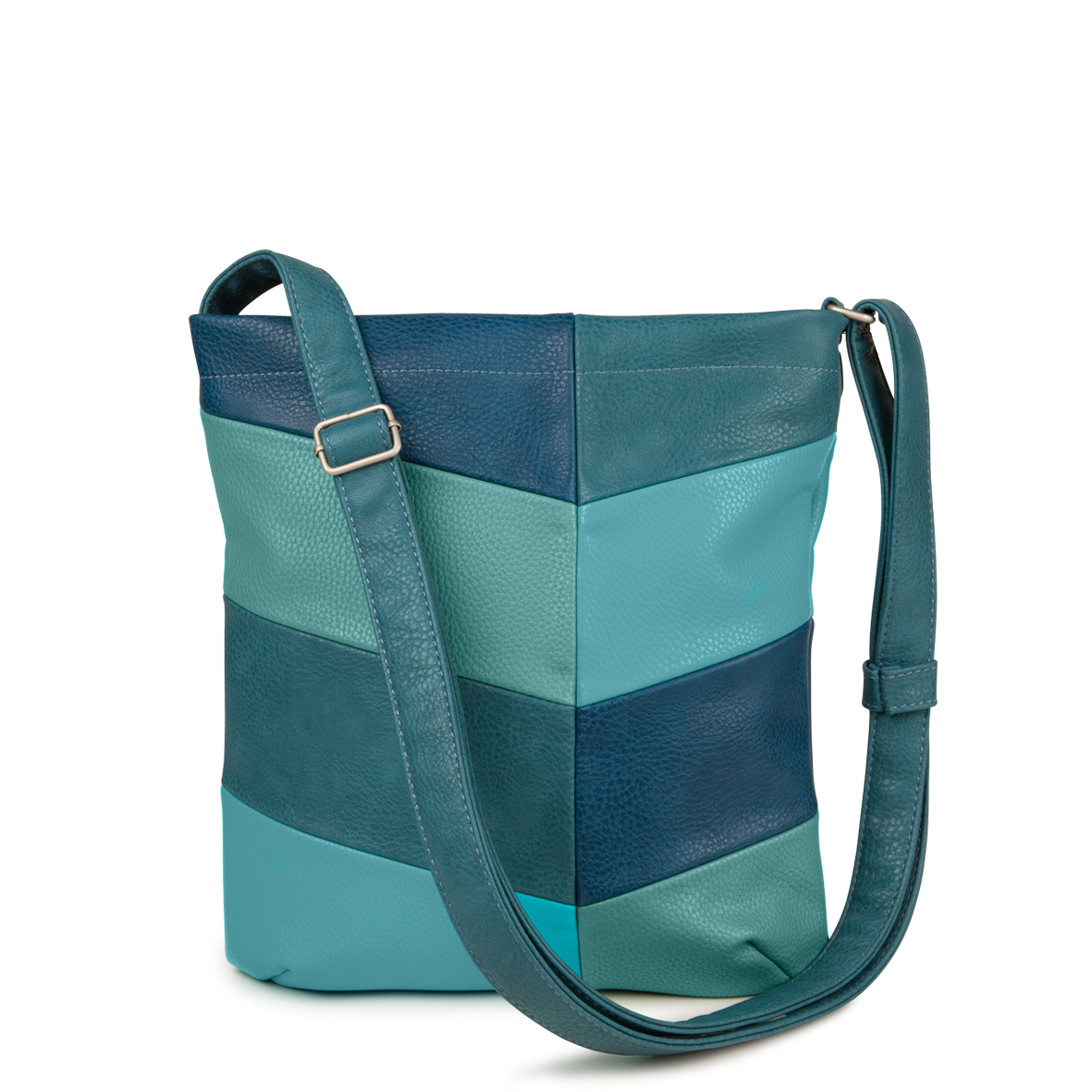 c2454f0dbb9a2 ZWEI Handtasche Umhängetasche Damen LISSY LY10-z Kunstleder – Bild 3