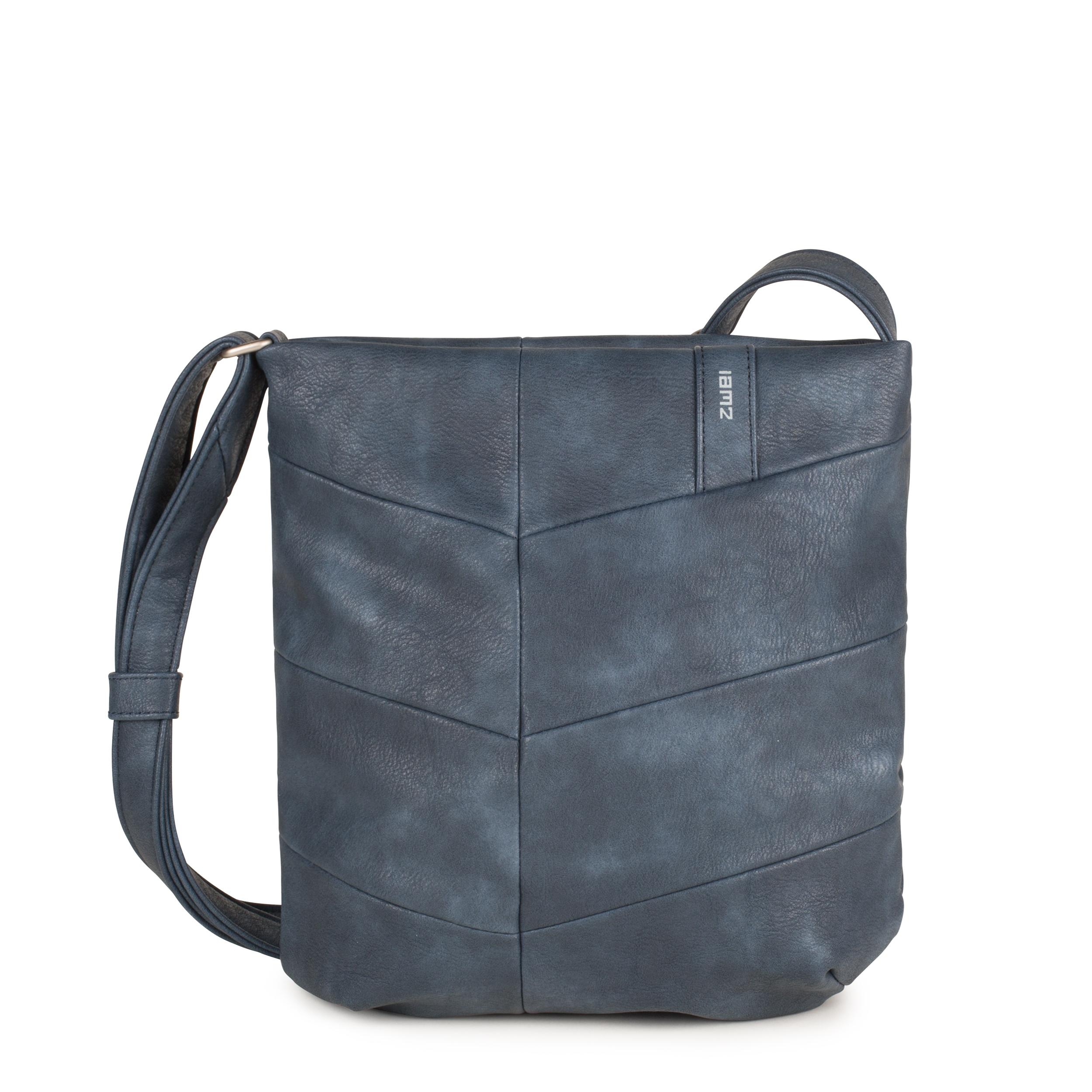 0feb134a265b8 ZWEI Handtasche Umhängetasche Damen LISSY LY10-z Kunstleder – Bild 7