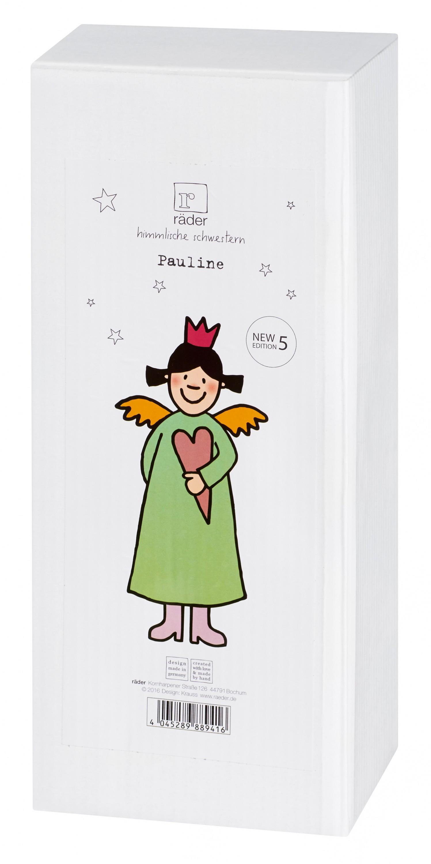 """Räder Design Himmlische Schwestern /""""Pauline/"""" New Edition 5 Figur 27 cm"""