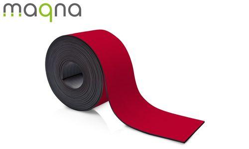 Farbiges Magnetband 100mm breit zum Beschriften und Zuschneiden - Produktfoto