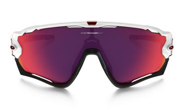 Oakley Jawbreaker Polished White – Bild 2