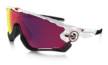 Oakley Jawbreaker Polished White – Bild 1