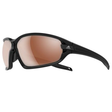 adidas Evil Eye Evo Shiny Black Polarized – Bild 1