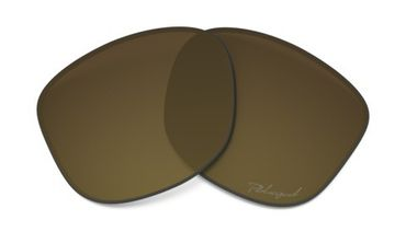 Oakley Drop In Ersatzgläser Brown Gradient Polarized