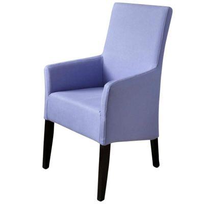 Polsterstuhl                           REVELLE lavendel-blau – Bild 1