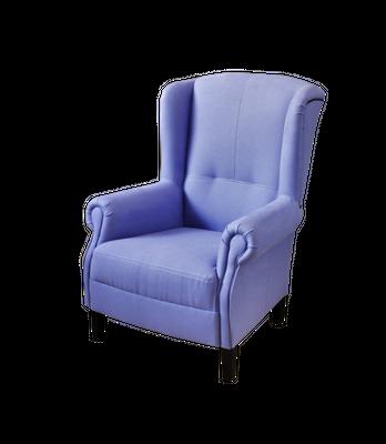 Fernsehsessel                           LINCOLN  lavendel-blau