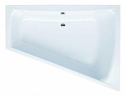 Badewanne Surf Raumspar 170 x 130 x 44,8 cm Überlauf Rechts / Links- SF170U – Bild 6