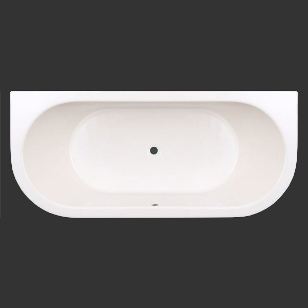 Badewanne Galatea Sun 170x80 / 180x80 VL / VR / V inkl. Schürze + Füße