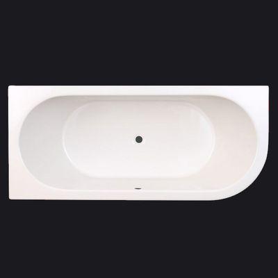 Badewanne Sun 170x80 / 180x80 VL / VR / V inkl. Schürze + Füße – Bild 3