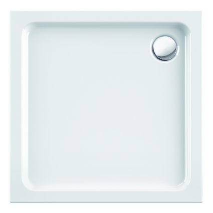 Duschwanne / Brausewanne 90 x 90 x 4 cm Quadrat DW 24