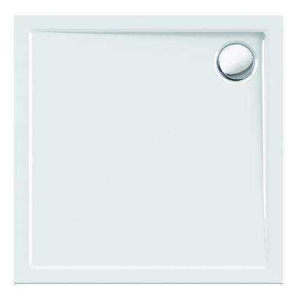 Duschwanne / Brausewanne 90 x 90 x 2,5 cm Quadrat DW 6