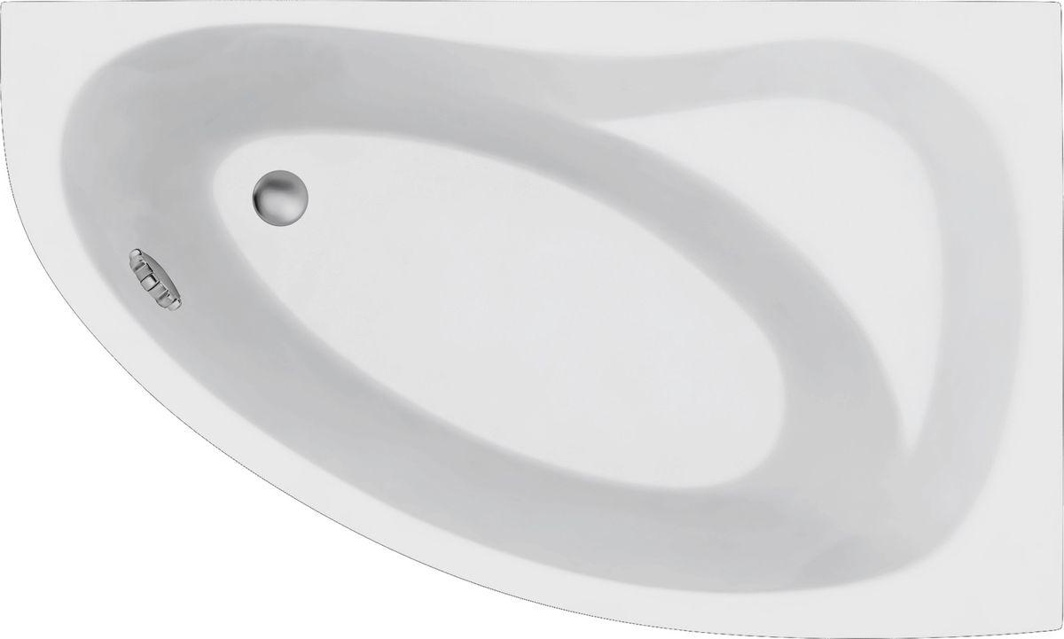 Raumspar Badewanne Galatea Dune DE 160 x 90 rechts