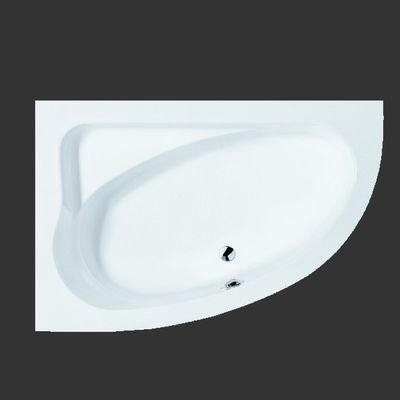 Raumspar Badewanne Sun 157 x 103 x 43 cm rechts - S222 – Bild 1