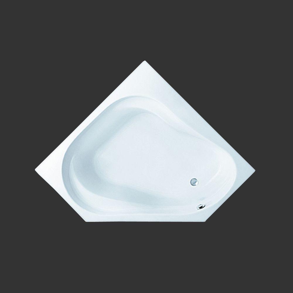 Eckbadewanne Galatea Sun 150 x 150 x 50 cm - S210