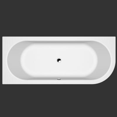 Badewanne 200 x 90 x 50 Petra Rechts / Links T&R Design – Bild 10