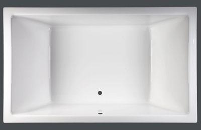 Badewanne 190 x 120 x 50 cm für 2 Personen Mona T&R Design  – Bild 2