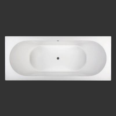 Badewanne Rechteck Caro 170 x 80 x 50 cm T & R Design